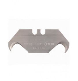 Stanley Hooked Knife Blades Pack of 5 - STA011983