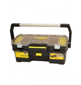 Stanley Tool Box With Tote Tray Organiser 61cm - STA197514