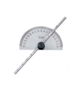Starrett Protractor & Depth Gauge - STRC493ME