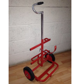 Superior Portable Cylinder Trolley
