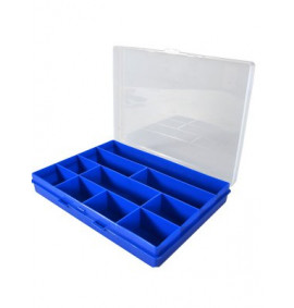 Terry Plastics Small Storage Box 16 Divisions - T/PF1