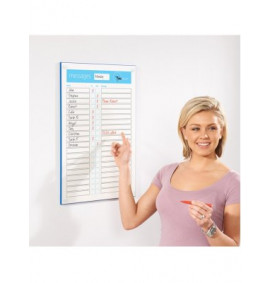 Timeminder In-Out Message Board