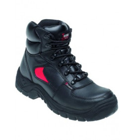 Toesavers Black/Red Dual Density Trainer Boot