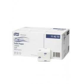 Tork Premium Toilet Paper Folded (252 Sheet)