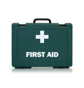 Travel First Aid Kit - Standard Box (BS 8599-1 Compliant)