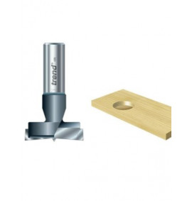 Trend 105/35 x 1/2 TCT Hinge Sinking Machine Bit 35mm