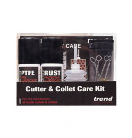 Trend Cutter & Collet Care Kit