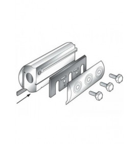 Trend PB/CK/119 Conversion Kit - Planer Blades
