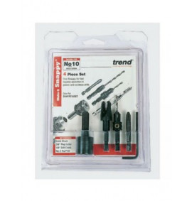Trend SNAP/PC12/Set Plug Cutter No12 Screw Set