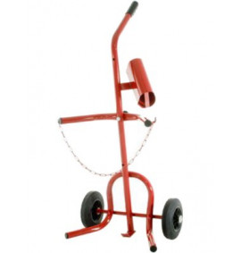 Trolley For Tool & Gas Cylinder Adjustable for 13, 19 & 47kg - GCT