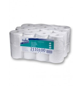 Universal Compact Toilet Rolls (400 Sheet)