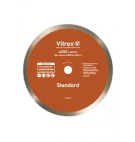 Vitrex 10 3411 Diamond Blade Standard 200mm