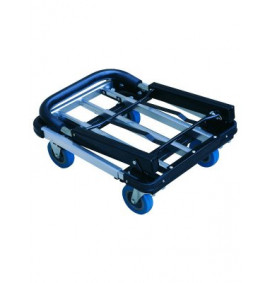 Warrior 150kg Platform Truck Extending Aluminium Load Lugger