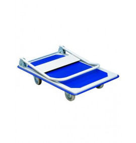 Warrior 150kg Professional Platform Truck Mild Steel Load Lugger