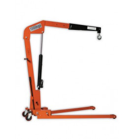Warrior Folding Workshop Crane