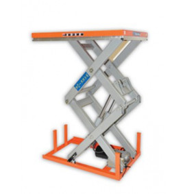 Warrior Static Double Lift Tables (Mains Operated)