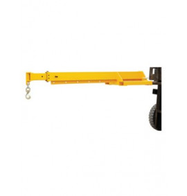 Warrior Telescopic Fork Mounted Jib