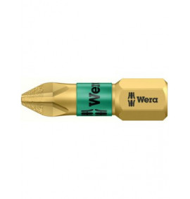 Wera Phillips Bits BDC BiTorsion Diamond Coated