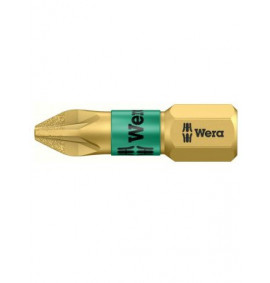 Wera Pozi Bits BDC BiTorsion Diamond Coated 25mm