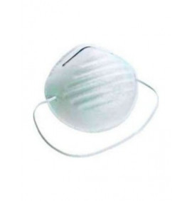 White Comfort Masks (Box of 50)