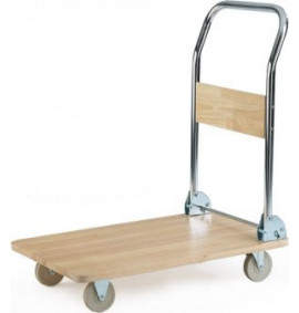 Woden Deck Trolley - GI110Y