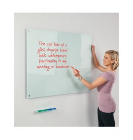 Write-on Magnetic Glass Whiteboards