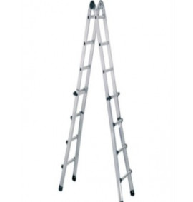 Zarges Trade Telescopic Combination Ladder
