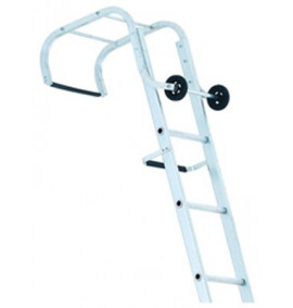 Zarges Industrial Roof Ladder 1