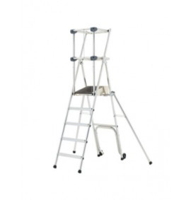Zarges Profort Work Platform Platform Height 0.70m 3 Rungs