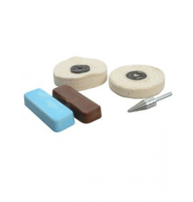 Zenith Polishing Kit Ferrous Metal