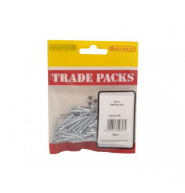 Masonry Nails - 30mm (80 PK)