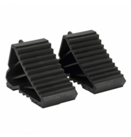 Composite Wheel Chocks 0.3kg - Pair