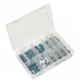 Grease Nipple Assortment 115pc - Metric