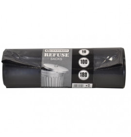 Refuse Sacks - 100 Litre (10 PK)