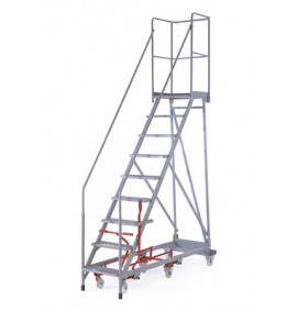 Fort Easy Steer Mobile Step - 54° Angle Version