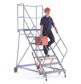 Fort Easy Slope Mobile Step - 48° Angle Version