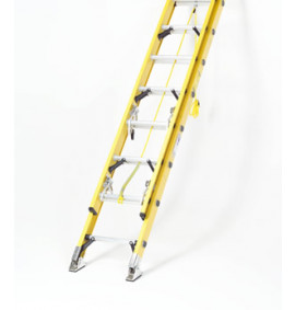 GRP Fibre Glass Extension Ladders