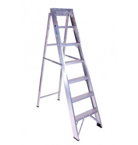 Industrial Swingback Step Ladders