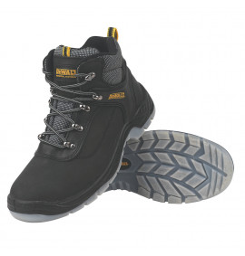 DeWalt Laser Safety Boots Black