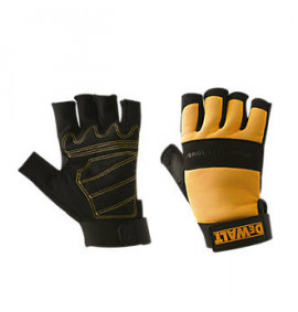 DeWalt EU Performance Fingerless Gloves