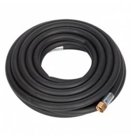"Air Hose 10m x Ø13mm with 1/2""BSP Unions Extra Heavy-Duty"