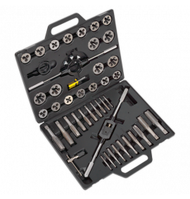 Tap & Die Set 45pc Split Dies Imperial