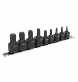 Stud Extractor Set 9pc