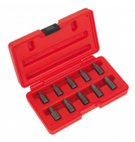Multi-Spline Screw Extractor Set 10pc