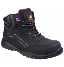 Amblers LYDIA COMPOSITE LADIES SAFETY BOOT (Black)