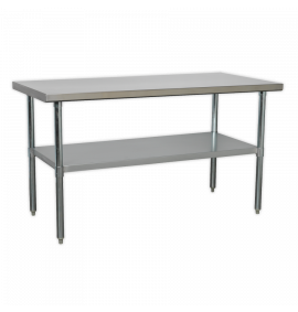 Stainless Steel Workbench 1.5mtr