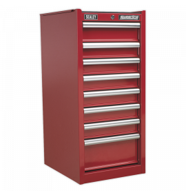 Hang-On Chest 8 Drawer with Ball Bearing Slides