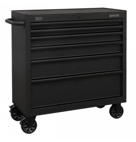 6 Drawer 915mm Rollcab with Soft Close Drawers