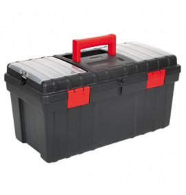 Toolbox 490mm with Tote Tray