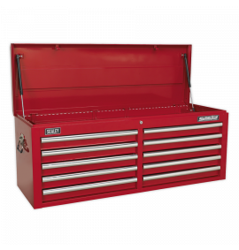 Topchest 10 Drawer with Ball Bearing Slides